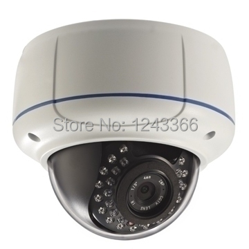 ONVIF2.4 POE SD WDR 1920 * 1080 p,2MPpixels, high-definition real-time video, attack enclosure, suitable for indoor and outdoor(China (Mainland))