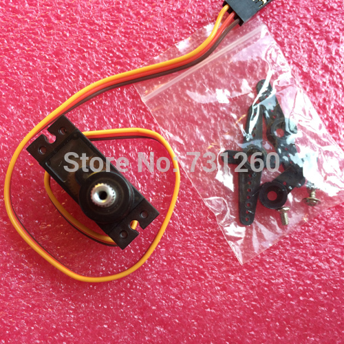 MG90S Metal gear Upgraded SG90 Digital 9g Servo For Rc Helicopter plane boat car MG90 9G(China (Mainland))