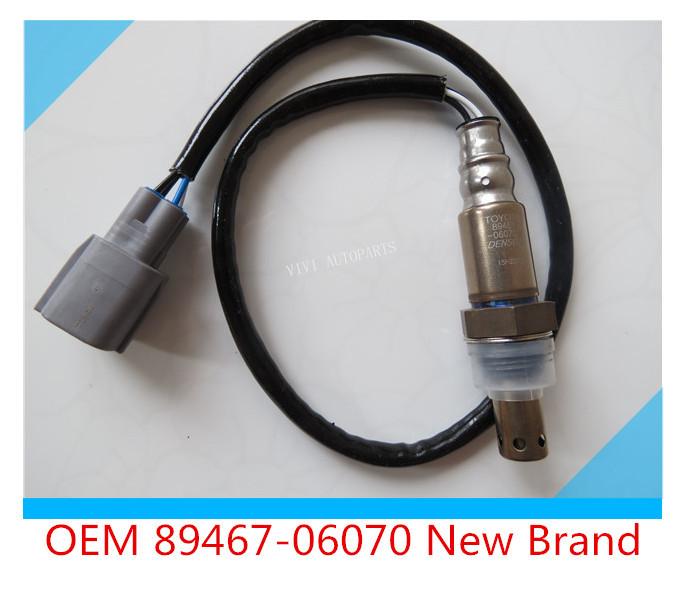 OEM 89467-06070 Oxygen Sensor O2 Air Fuel Ratio for Toyota Camry Solara 2.4L 2007-2009(China (Mainland))