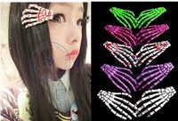 scare multi color option hair clips hairpins Accessories decor Lady girl's CN post