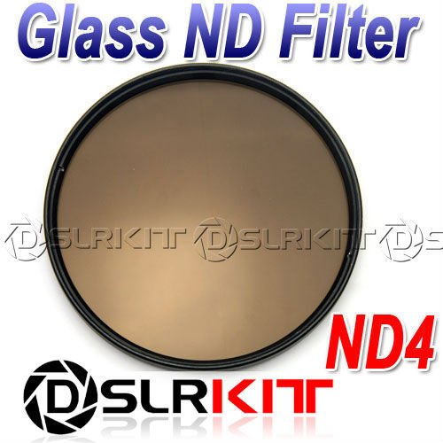 55 Optical Glass ND Filter TIANYA 55mm Neutral Density ND4(China (Mainland))