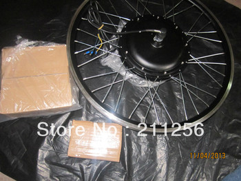 On sales! 500W (roata din spate) electrice kituri de conversie biciclete  36V ebike kituri de conversie kit bicicleta electrica