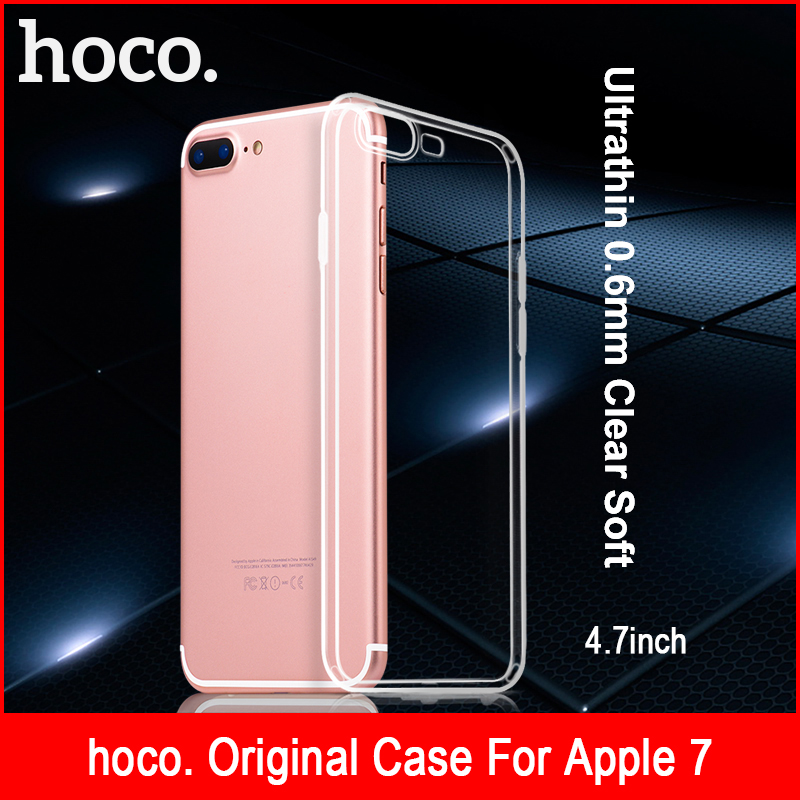 Mobile Phone Accessories Case For iphone 7 Case 4.7 inch Ultrathin Soft Clear Liquid PTU Invisible Cover For Apple iphone 7(Hong Kong)