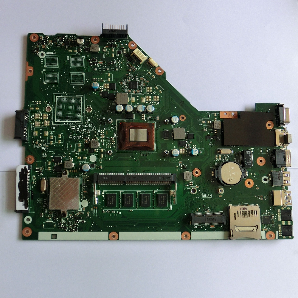 X55VD with CPU Motherboard Mainboard for ASUS Laptop Notebook 100% Tested & Working Well & Warranty 30 Days