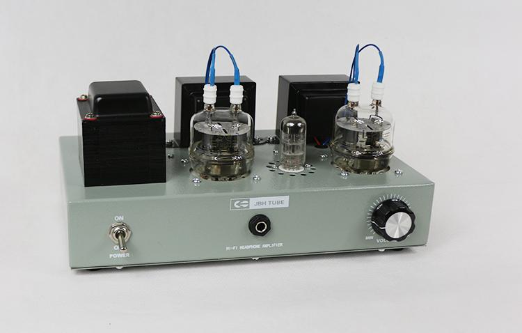 Finished HiFi 6N2 + FU32 Vacuum Tube Headphone Amplifier Class A Power Amplifier 4W+4W