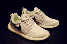 The new 2015, men's and women's casual shoes, free shipping.The four seasons hot selling goods, breathable mesh shoes.(China (Mainland))