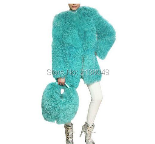 Fc05001 подлинная высокое качество люкс шубы / натуральный мех куртки