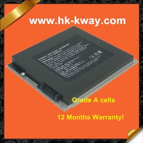 Free shipping! Laptop Battery For HP compaq Tablet PC TC1000 Series 301956-001 302119-001 303175-B25 348333-001 DC907A KB7072