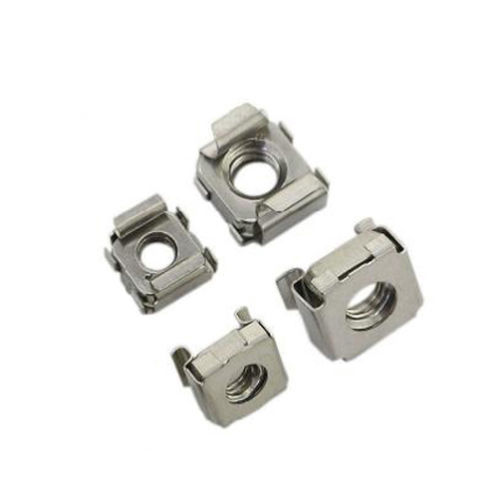 M4/M5/M6/M8 Floating Lock Nuts Cage Cabiet Nut Stainless Steel M4 20PCS(China (Mainland))