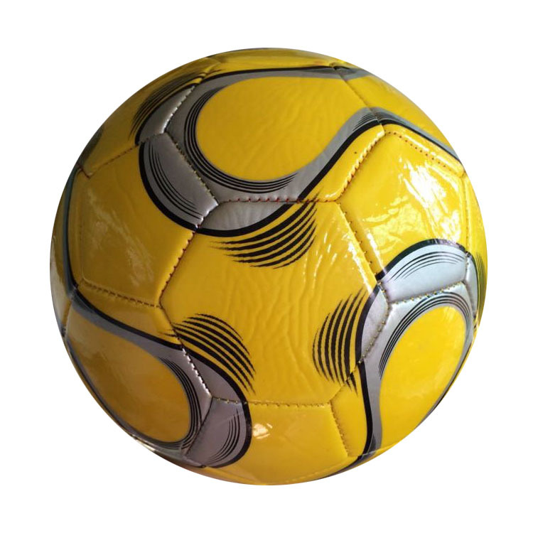 Studends Football ball size 4 Soccer Ball teenage size 4 football Ball 2015 children soccer ball Yellow/red/blue/slivery(China (Mainland))