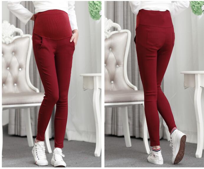 Fashion Maternity Clothing Clothes for Pregnant Women Plus Size Pregnant Trousers Pants Big Belly Pregnancy Pants Capri 2015 <br><br>Aliexpress