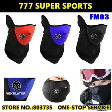 Half Face Ski Mask Motorcycle Veil Bicycle Cycling&Snowboard Sport Masks Pollution Mask