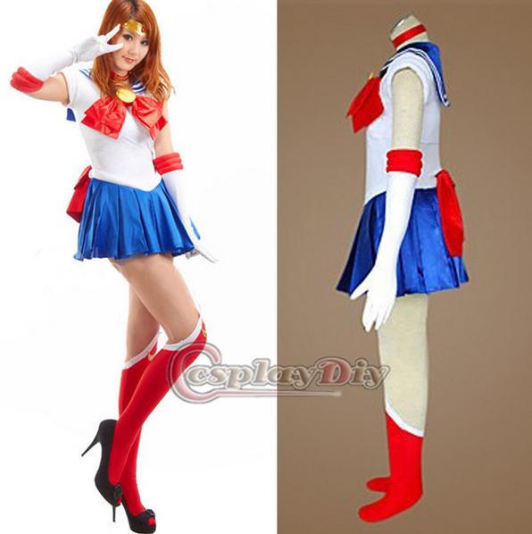 Sailor Moon Cosplay Costume Cosplay Costume Sexy Sailor