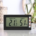 In Stock Digital LCD Thermometer Hygrometer Max Min Memory Celsius Fahrenheit Free Shipping