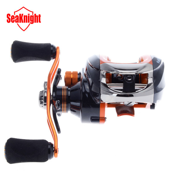 SeaKnight Brand 2015 New OS1200 175g Super Light Anti Corrosive 14BB Fresh Salt Water Baitcasting Fishing