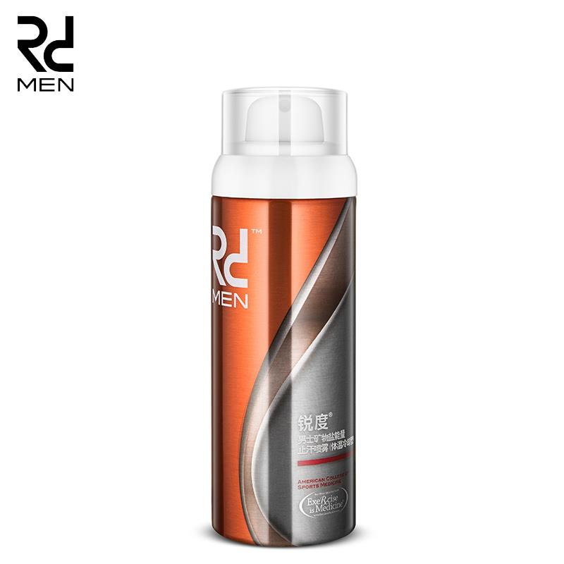 RD men mineral salt energy sweat deodorant spray 150ml armpit sweat deodorant Antiperspirant for Men men skin care free shipping(China (Mainland))
