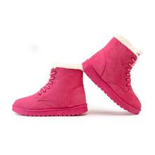 Plardin Yeni Moda Kadın Botları Kış Martin Sıcak Ve Konforlu Botlar kadın Toka Dikiş Motosiklet Çizmeler Ayakkabı Kadın(China)