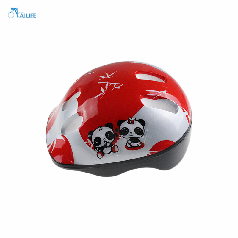 Kids Toy Bike Helmet 2016 New Style Cute Outdoor Sport Children Integrally Molded Cycling Helmets Free Shipping(China (Mainland))