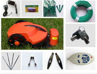 Intelligent Grass Cutter Garden Tool+CE&ROHS+Lead-acid Battery+Autom recharging+Free Shipping