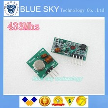 50lot+FREE Tracking 433Mhz RF transmitter receiver link kit Remote-control for_Arduino ARM MCU 50pair=10 - Shen Zhen Blue Sky technology store