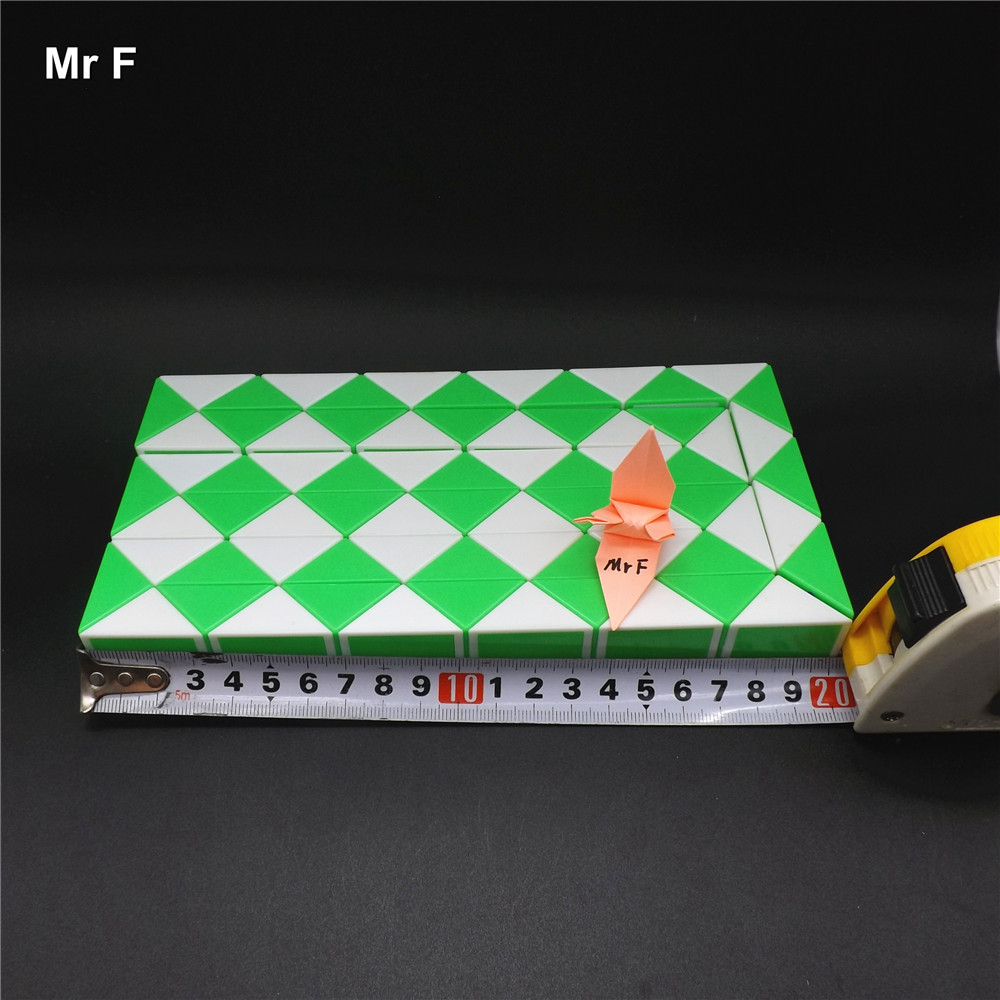 72 Wedges Magic Ruler, Grown Up Toys, Iq Puzzle Game(China (Mainland))