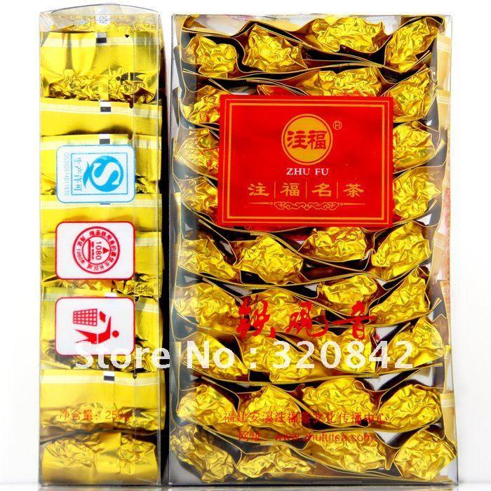 64PCS/lot 500g Chinese oolong tea Strong aromatic Tie Guan Yin Tea organic health small bags tieguanyin tea free shipping<br><br>Aliexpress