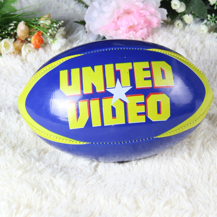 High quality Outdoor Sport Rugby ball England Football Ball PU Size 3 for Training with free shipping(China (Mainland))