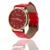 watches women Geneva Leather Quartz WristWatch Ladies bracelet Dress Watches women wrist relogio feminino#YL4L