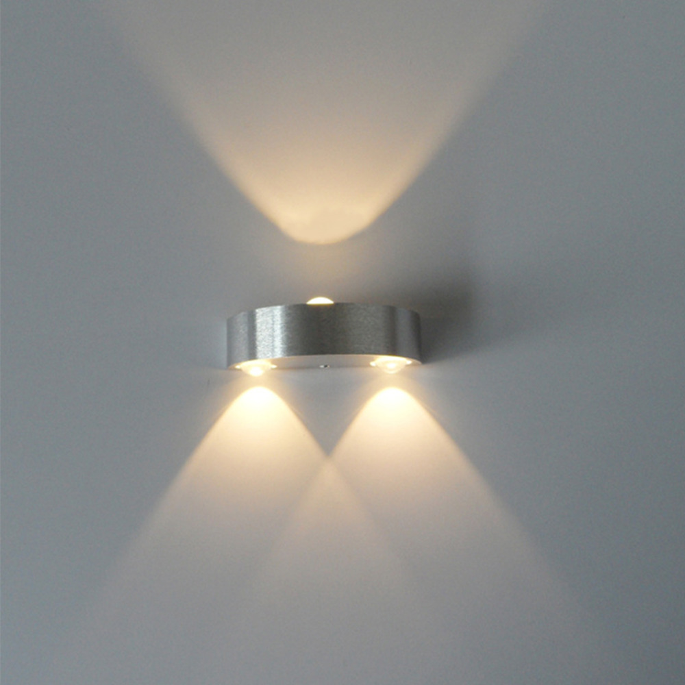 Popular wall mounted bedroom reading lights buy cheap wall for Appliques led salle de bain
