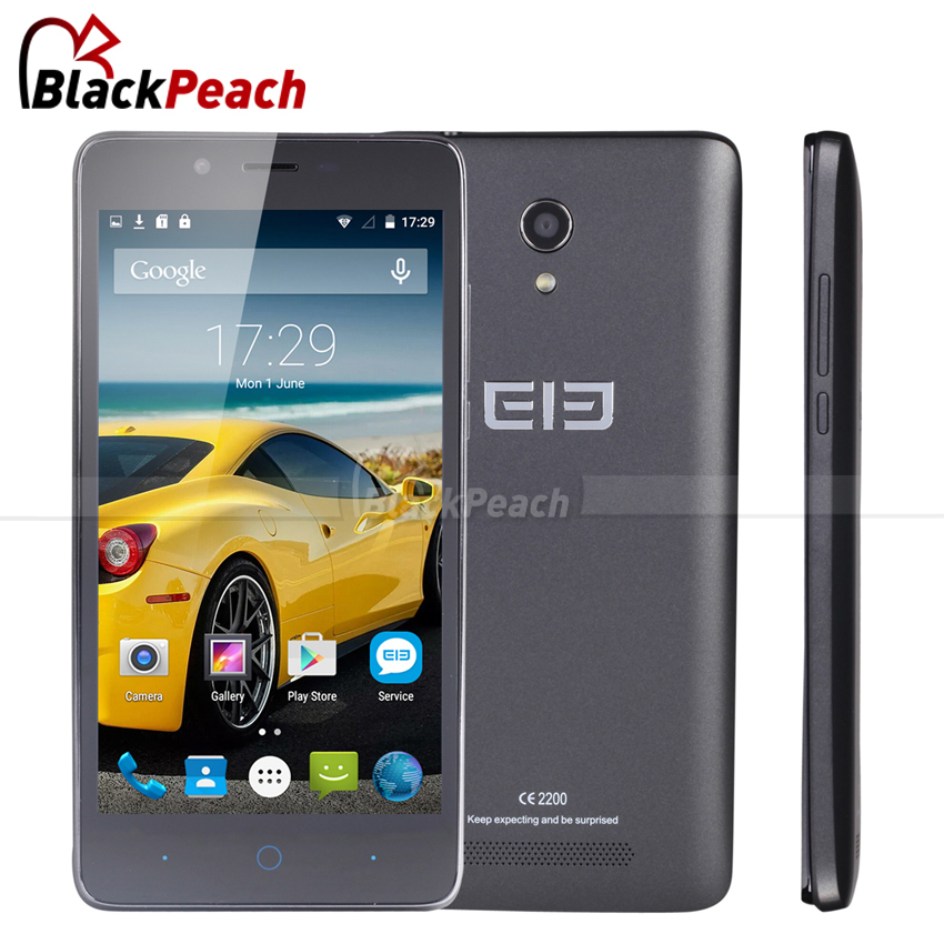 Elephone P6000 Pro 4G FDD LTE 5.0 inch HD IPS MTK6753 Octa Core Android 5.1 Mobile Cell Phone 3GB RAM 16GB ROM 13MP(China (Mainland))