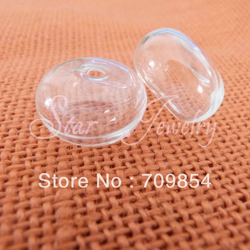 Здесь можно купить  15*25mm Round bubble glass bottle /DIY Ring base/necklace earring accessories 15*25mm Round bubble glass bottle /DIY Ring base/necklace earring accessories Ювелирные изделия и часы