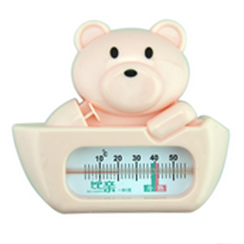 Pro Baby Bear the Temperature Test of Cartoon Thermometer Baby Bath Temperature Water Testing(China (Mainland))