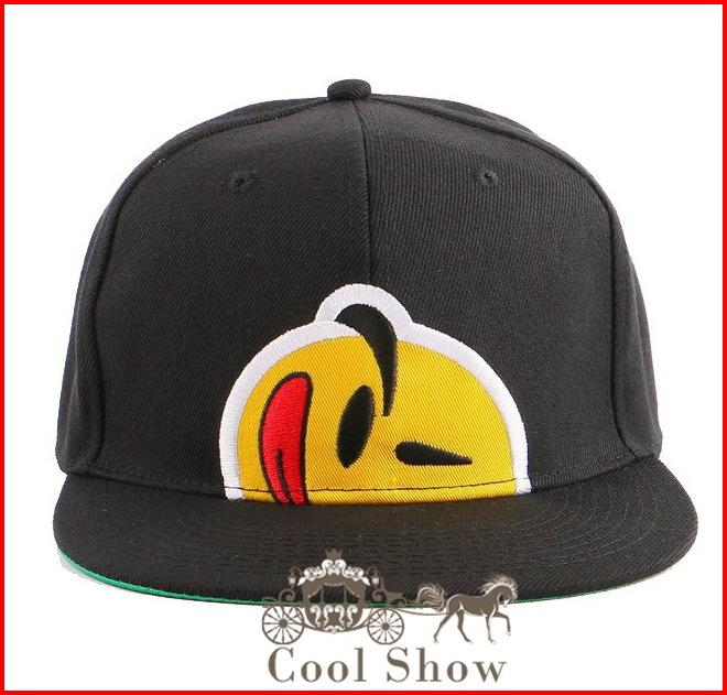 wholesale latest design cute character lovely baseball cap