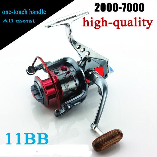 Freeshipping 11BB Left/right  baitcasting spinning fishing bait casting reels