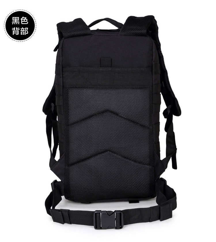 New Upgrade large Men Women Military Army Backpack Travel Camouflage  rucksack Waterproof Nylon Bag Shoulder Bolsa Mochila 3e58d1a0eecc8