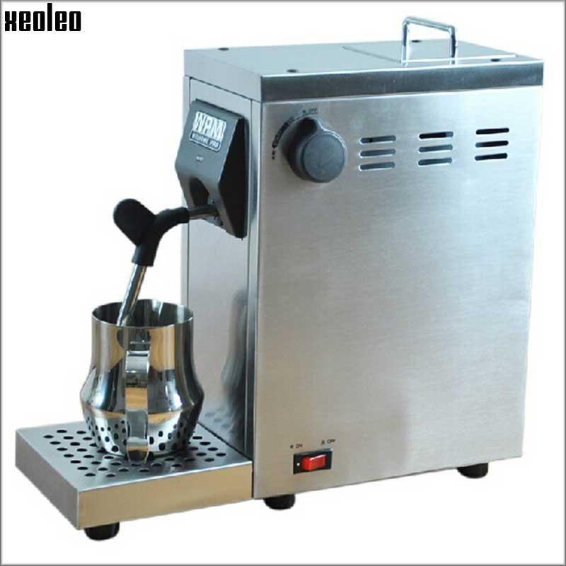 espresso machine with steamer