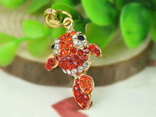 Buy XS Small Red Fish Keyring18K Gold Rhinestone Crystal Charm Fashion Jewellery Women Handbag Buckle Key Chain Gift for $1.68 in AliExpress store