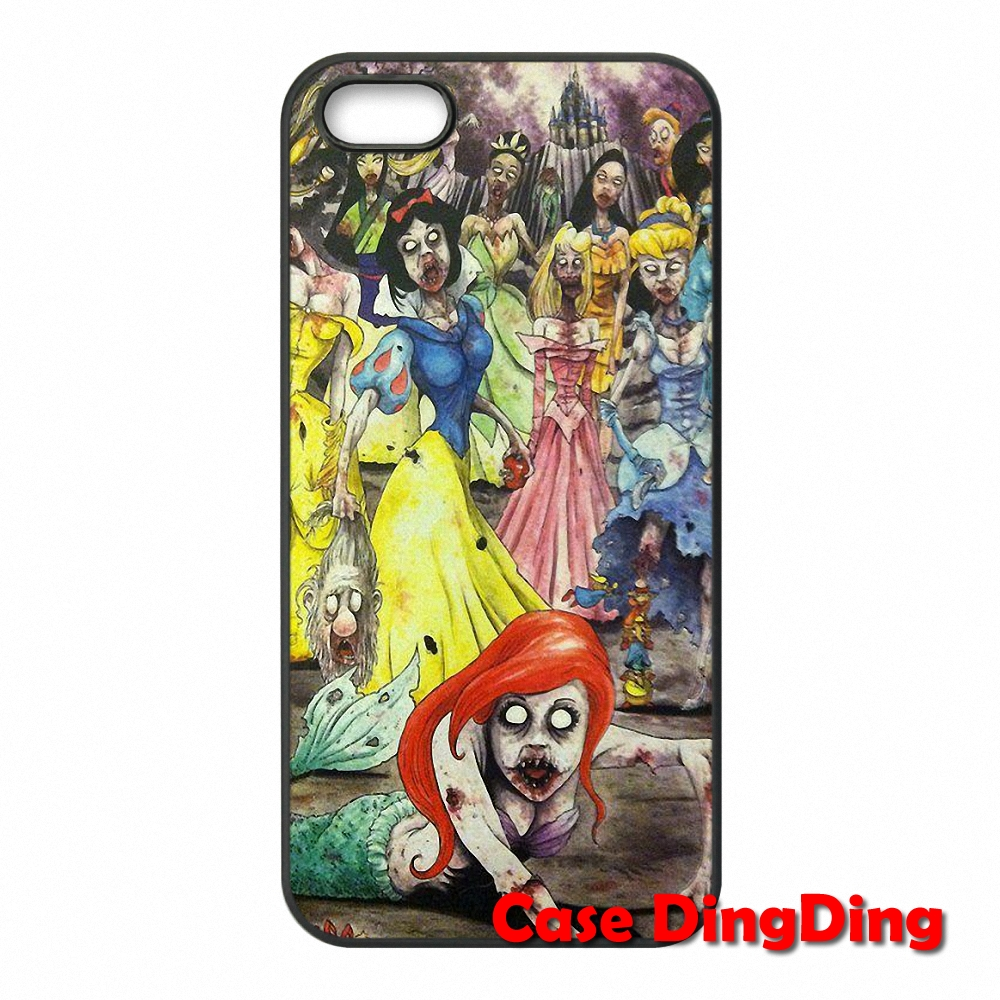 Phone Cover Case Princess zombie For Sony Xperia Z Z1 Z2 Z3 Z4 Z5 Premium compact M2 M4 M5 C C3 C4 C5 E4 T3(China (Mainland))