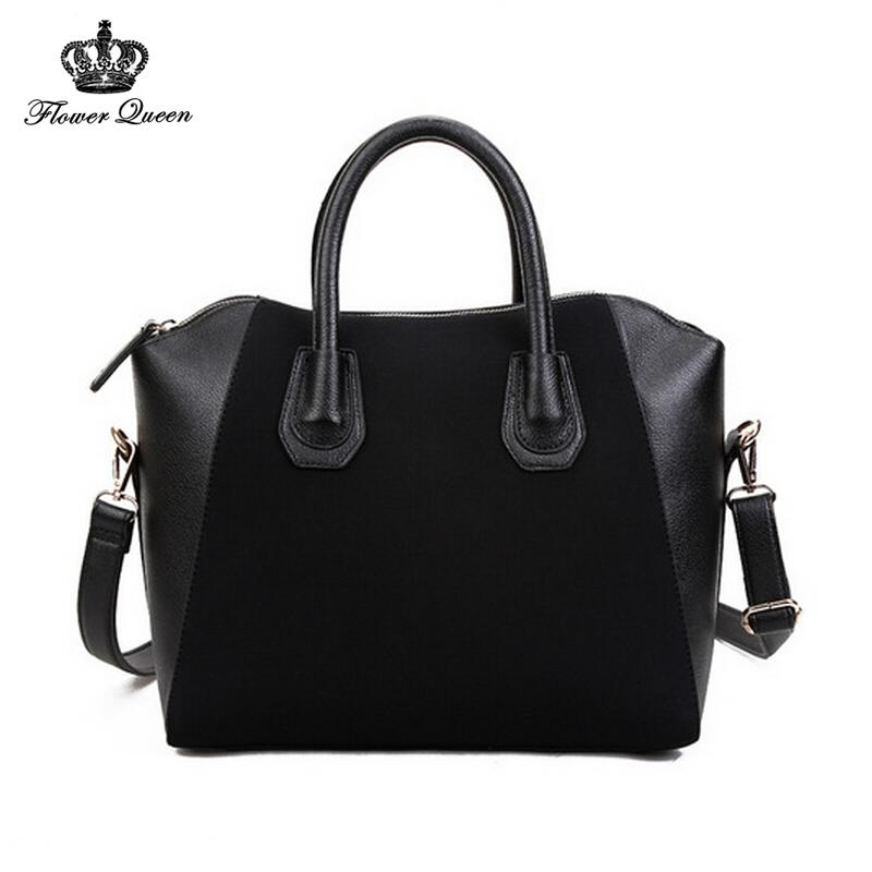 2016 Fashion bags women handbag spring nubuck leather bags women messenger bag(China (Mainland))