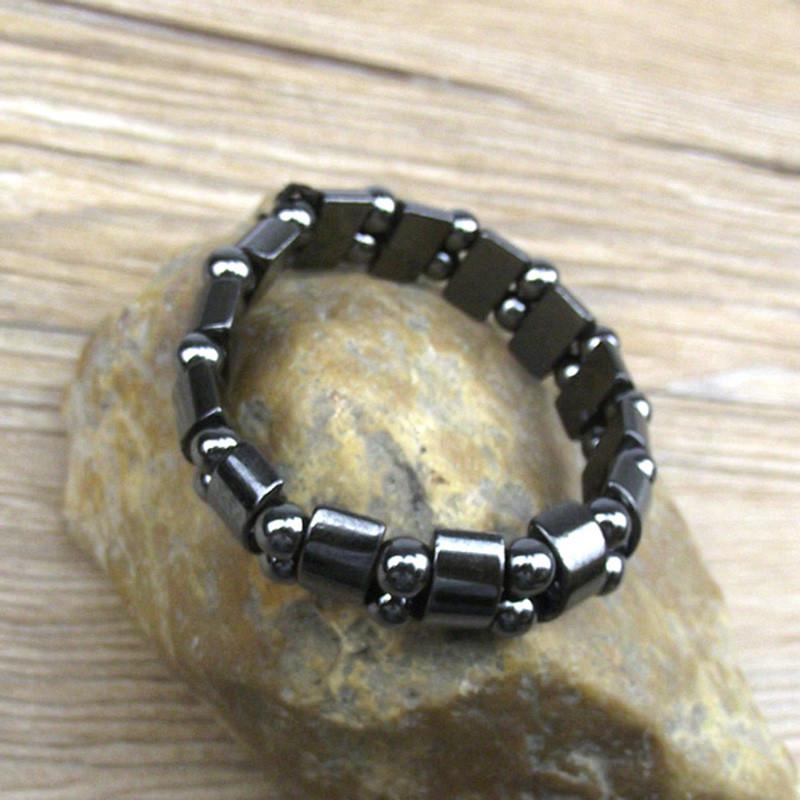 Magnetic Hematite Bracelet2