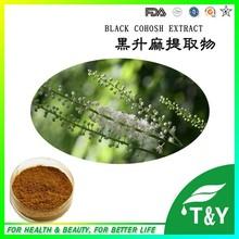 100% pure natural 10:1Black Cohosh Extract 1000g(China (Mainland))
