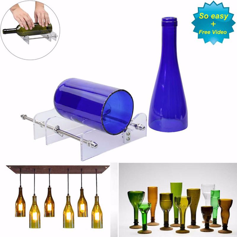 achetez en gros bouteille en verre cutter en ligne des. Black Bedroom Furniture Sets. Home Design Ideas