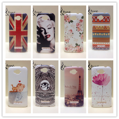 2016 New Painting Hard PC Plastic Phone Case For Alcatel One Touch POP C7 OT 7041D OT 7040D Shell Back Cover(China (Mainland))
