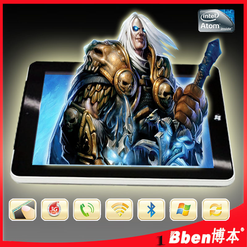 Hot C97 Tablet PC Windows 7 OS 9.7 inch Capacitive Screen ultrabook 3g phone tablet tablet-pc(China (Mainland))