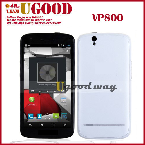 "Newest VP800 MSM8260A 1.5GHz Mobile Dual Core WCDMA 3G Mobile Phone Android 4.1 OS 2GB RAM 32GB ROM 5.0"" Full HD 1920*1080P(China (Mainland))"