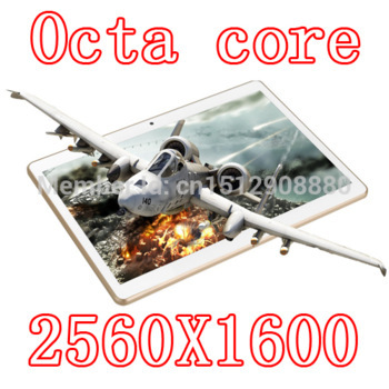 10 inch Tablets PCS 8 core Octa Cores 2560X1600 DDR3Tablet PC 4GB ram 32GB 8.0MP Camera 3G sim card Wcdma+GSM Android4.4(China (Mainland))