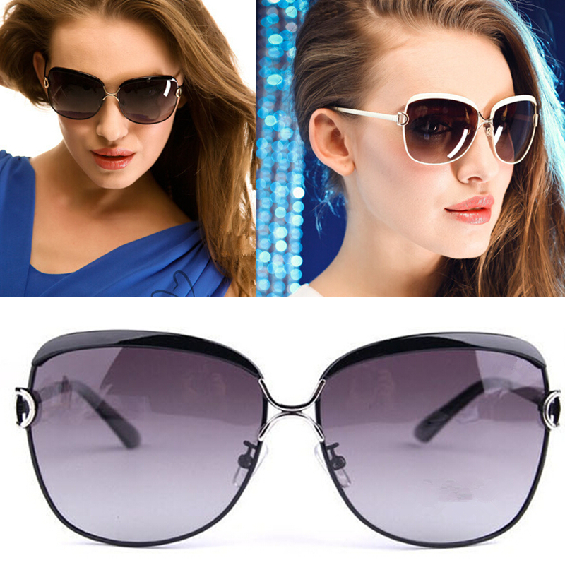 Top Quality Polarized Sunglasses Women Luxury Sun Glasses Female Brand Shades Gafas De Sol With Original Box(China (Mainland))