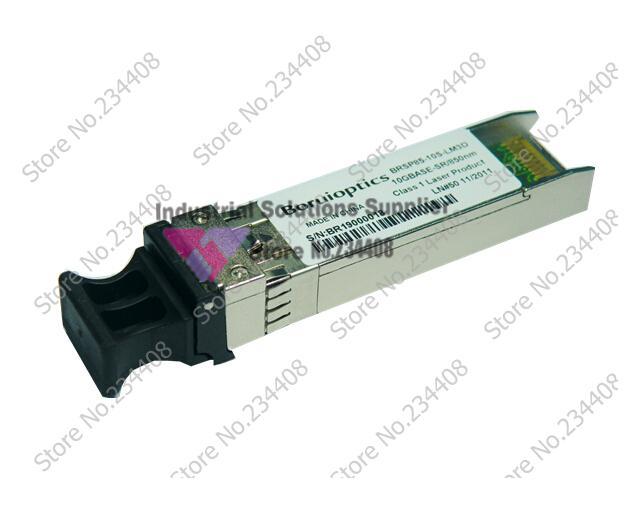 SFP-10G-SR 10G 850nm SFP Multimode Optical Module 300 Meters Switch(China (Mainland))