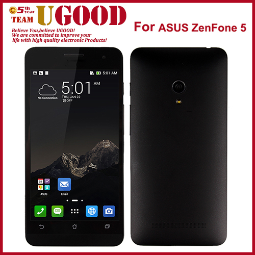 "Original ZenFone 5 Cell Phones For Asus 4G FDD LTE MSM8926 Quad Core Android 4.4 Smartphone 5"" IPS 2GB RAM 8G ROM 8MP Mobile(China (Mainland))"
