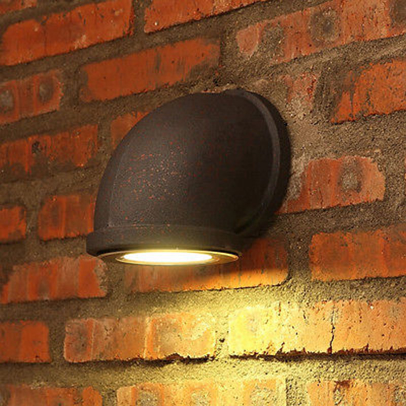 Home industrial lighting - Lampara de pared interior ...